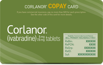Corlanor CoPay Card